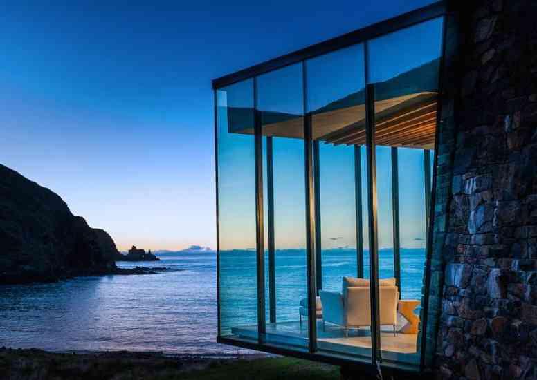 Luxury Lodges North Island