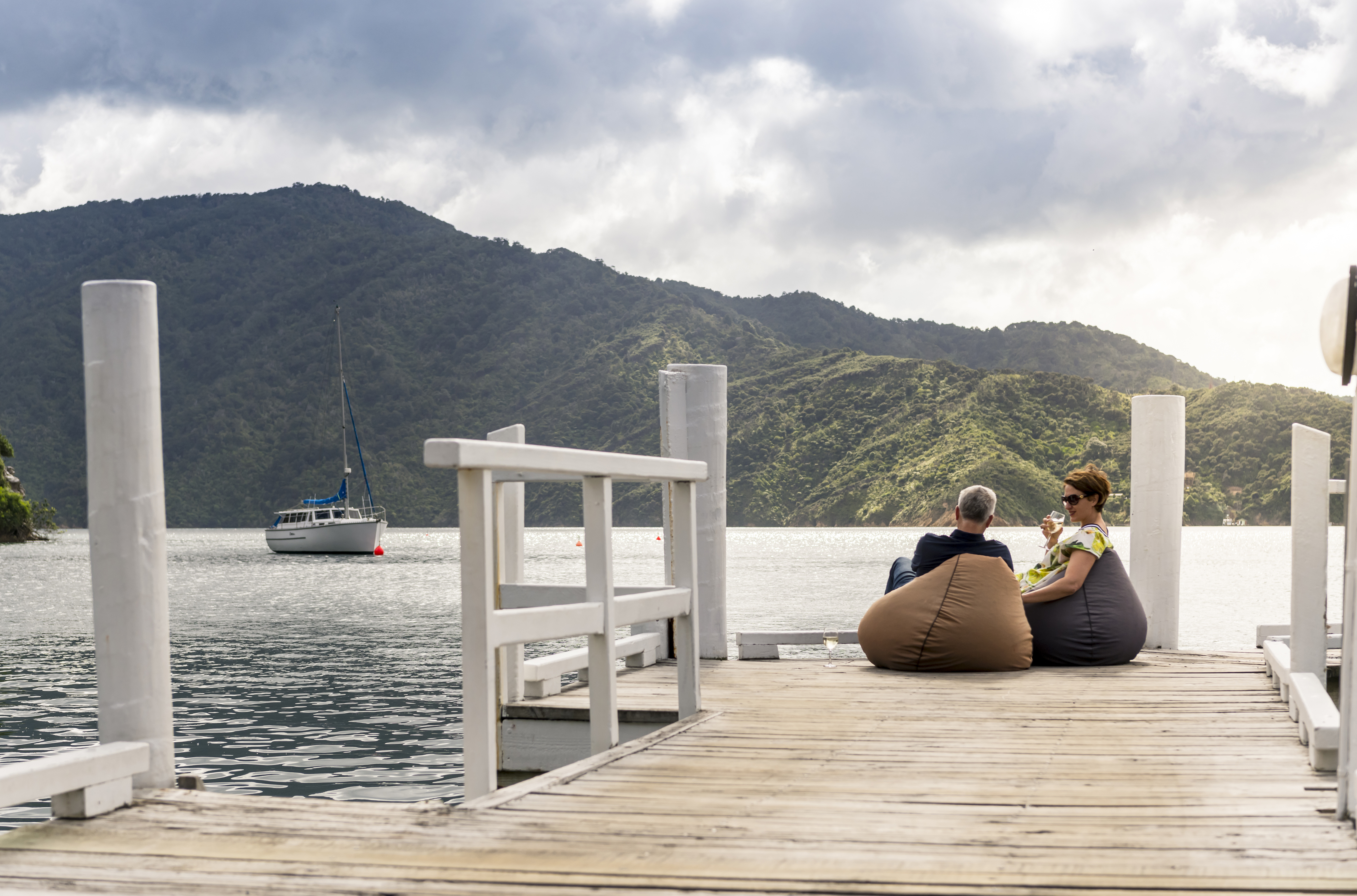 New - Book a Luxury Mystery Break with Air New Zealand