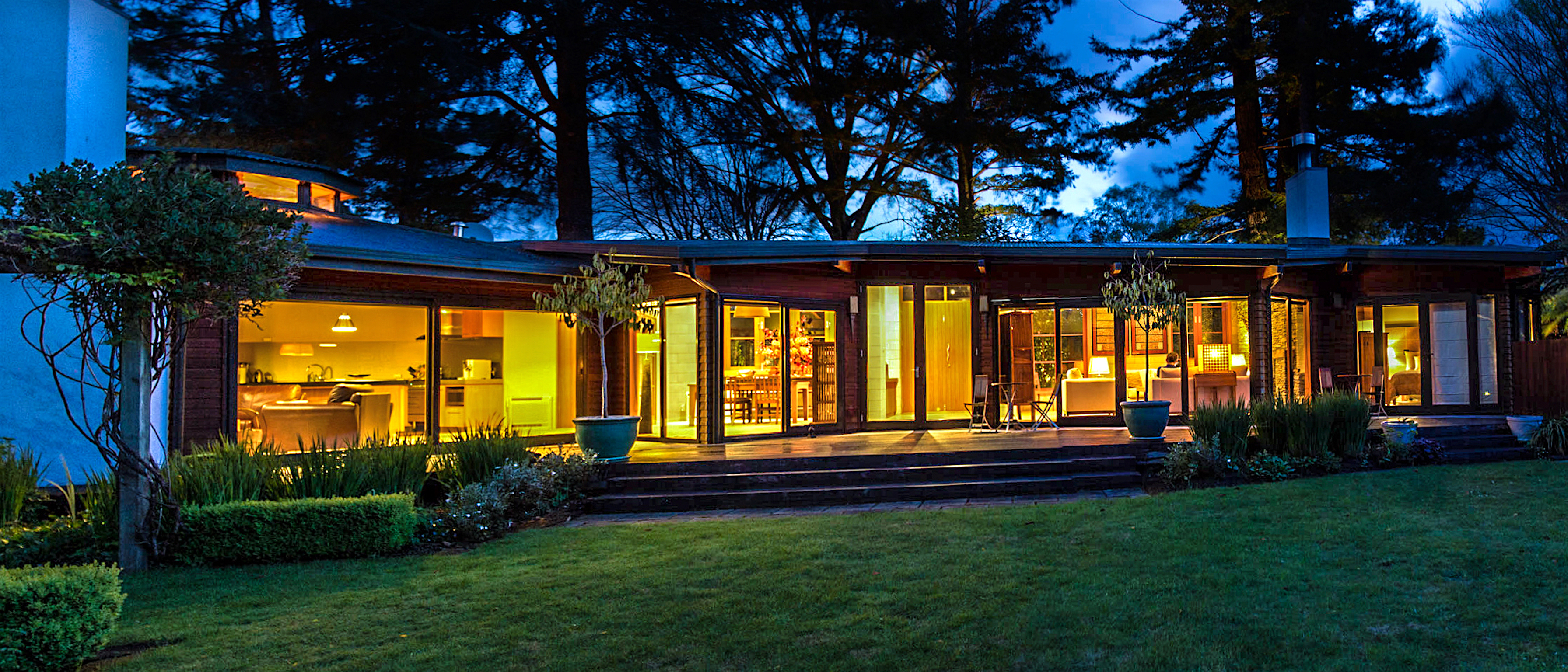 River Birches Lodge and Cottage – Your Luxury Tongariro Space