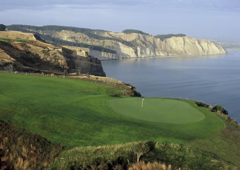 Cape Kidnappers Golf Course Pirates Plank 1