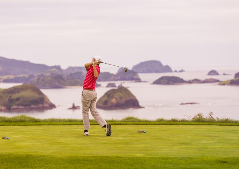 Kauri Cliffs Golf Course3 1