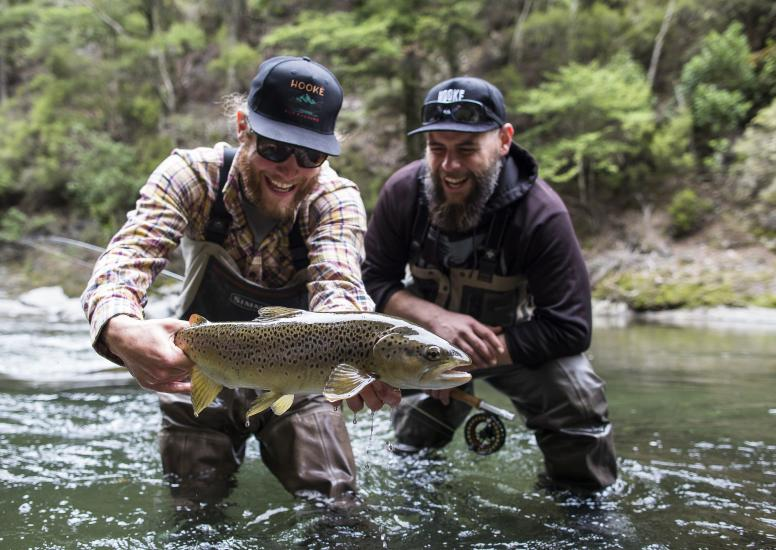 Poronui Spring Fishing Package July 2020