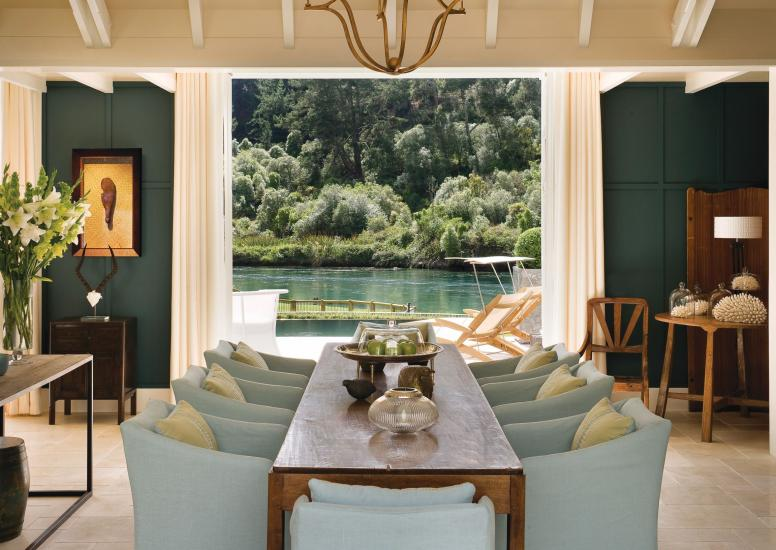 dining huka lodge