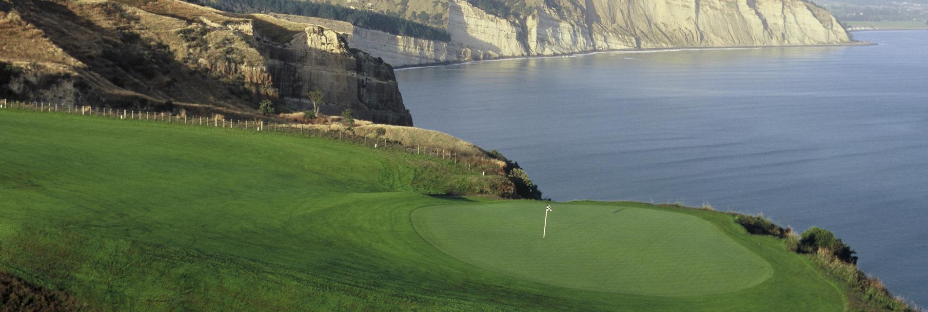 Cape Kidnappers Golf Course Pirates Plank