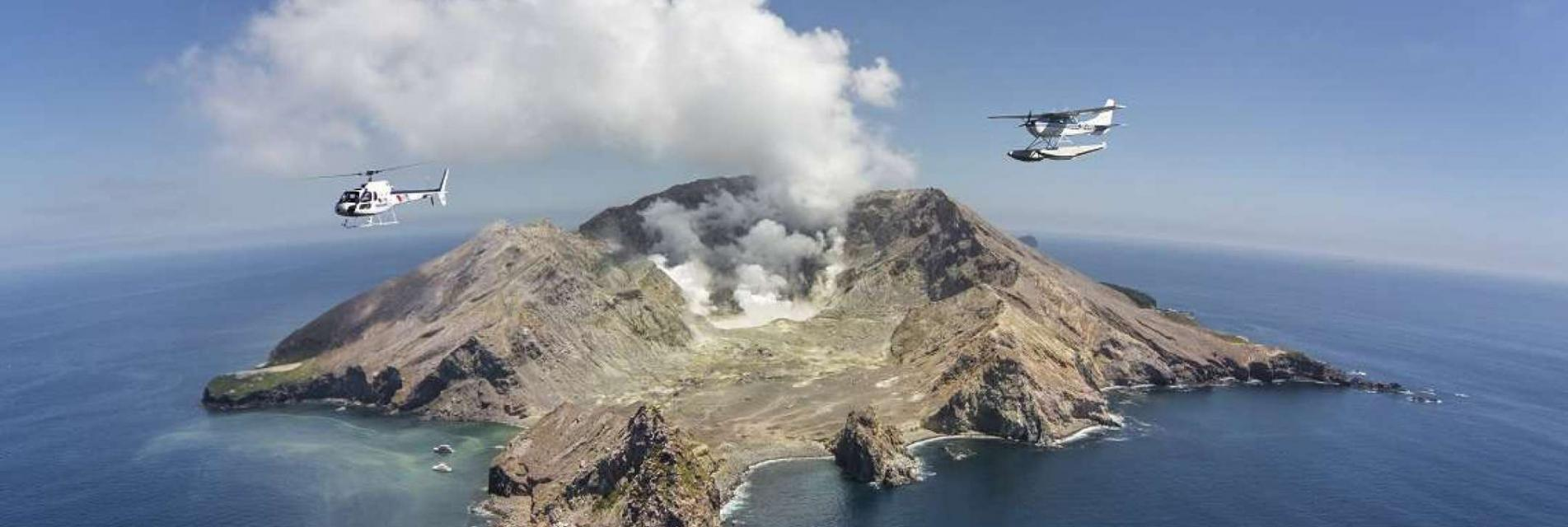 Hero image White Island by Helicopter or Floatplane 1 2 1 0 0 0 0 0 0 0 0