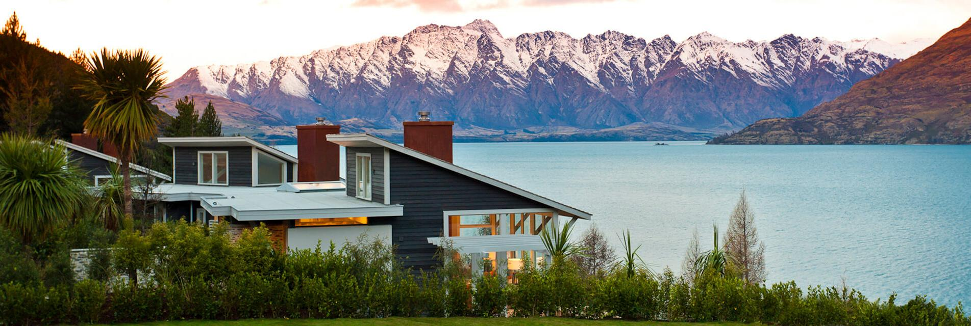 Home Luxury Lodges Of New Zealand Experience New