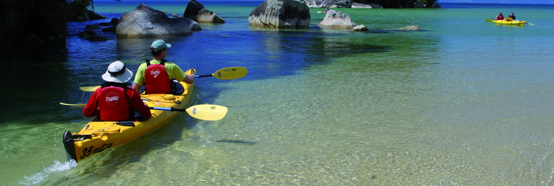 Stonefly Lodge Kayak Tours