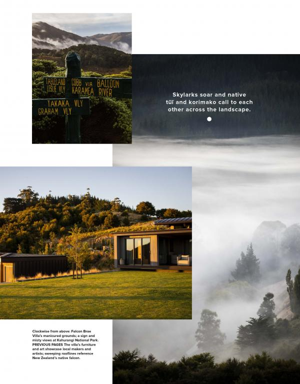 Gourmet Traveller Falcon Brae feature April 2021 Page 13