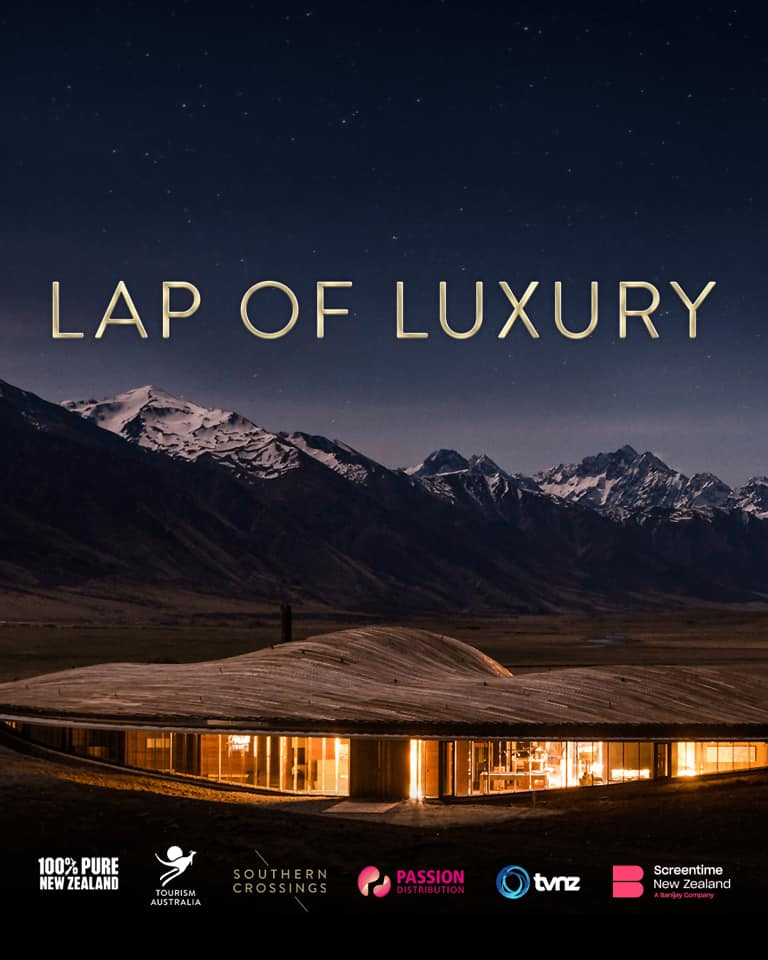 New TV Series featuring the luxury lodges of New Zealand & Australia begins 16th February 2021
